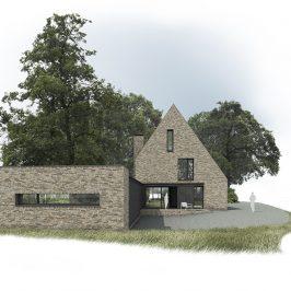 Project villa te Hilversum