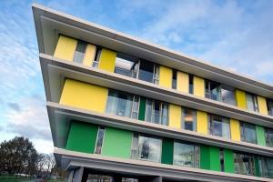 B+O Architectuur en Interieur Meppel - gevelbeplating