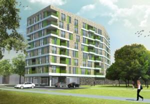 MAS architectuur BV  Hengelo - gevelbeplating