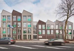 MAS architectuur BV Hengelo - gevelsteen