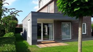 Bureau Noordeloos Delfzijl - betonnen gevelplanken